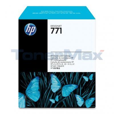 HP NO 771 DESIGNJET MAINTENANCE CARTRIDGE
